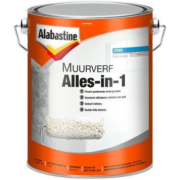 Alabastine muurverf alles in 1 5 l