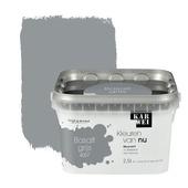 KARWEI Kleuren van Nu muurverf mat basaltgrijs 2,5 l