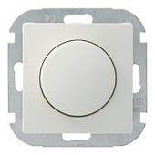 Plieger Luna dimmer wit voor halogeen-/LED/gloeilamp