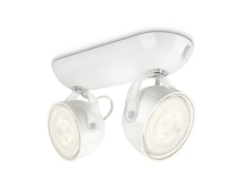 Philips duospot Dyna - Incl 2X LED 4W