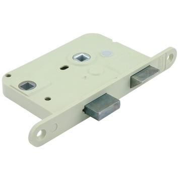 NEMEF insteekslot badkamerslot/wc-slot hoogwaardig kunststof Doorn 50mm PC 63mm