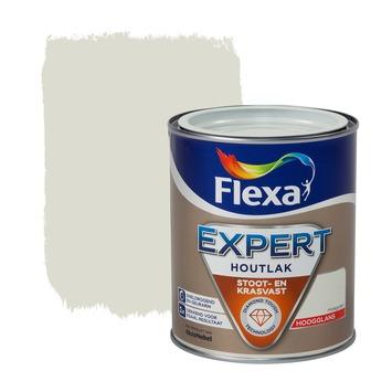 Flexa Expert houtlak hoogglans mosgroen 750 ml