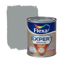 Flexa Expert houtlak hoogglans grijsblauw 750 ml