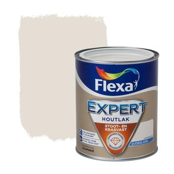 Flexa Expert houtlak zijdeglans pastel taupe 750 ml