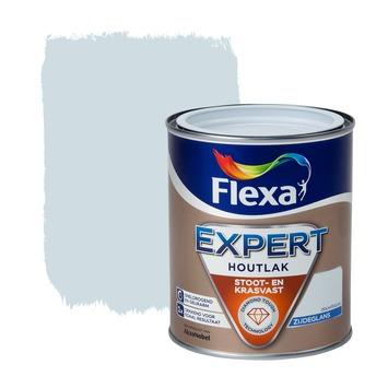 Flexa Expert houtlak zijdeglans dauwblauw 750 ml