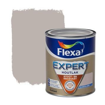 Flexa Expert houtlak zijdeglans taupe 750 ml
