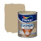 Flexa Expert houtlak zijdeglans zandbeige 750 ml