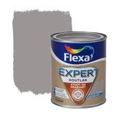 Flexa Expert houtlak zijdeglans titaan taupe 750 ml