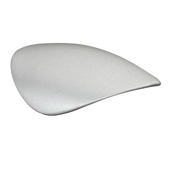 Knop Manon aluminium 52mm