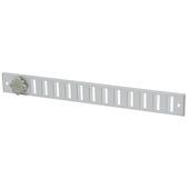 IVC Air schuifrooster aluminium 370 x 40 mm