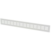 IVC Air ventilatiestrip aluminium wit 500 x 60 mm