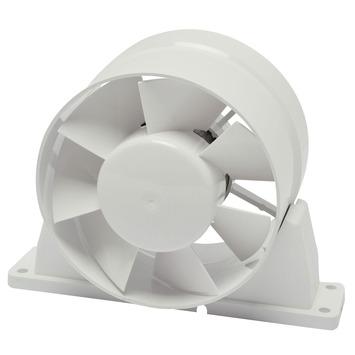 IVC Air buisventilator PVC 125 mm