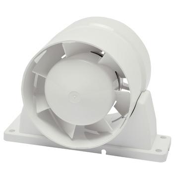 IVC Air buisventilator PVC 100 mm