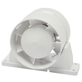IVC Air buisventilator PVC 100 mm