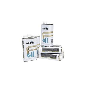 WOOOD meubelolie naturel/blank 400 ml