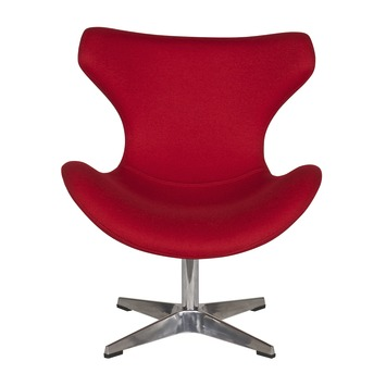 WOOOD fauteuil Papillon rood