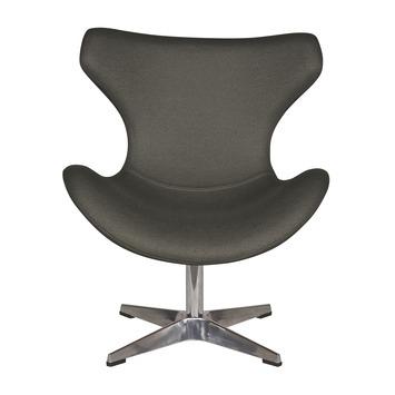 woood fauteuil papillon antraciet kopen fauteuils karwei. Black Bedroom Furniture Sets. Home Design Ideas