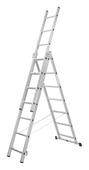 Excelsior reform ladder 3x7 met stabiliteitsblak
