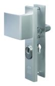 NEMEF veiligheidsbeslag met kerntrekbeveiliging SKG3 voordeur 55 mm