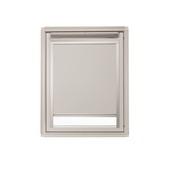 KARWEI dakraamrolgordijn wit (7000) 55 x 78 cm