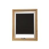 KARWEI dakraamrolgordijn zwart (7005) 55 x 78 cm