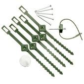 Nature klimplantgeleiders 25-45 mm (6 stuks)