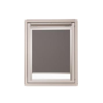 KARWEI dakraamrolgordijn Velux MK08 grijs (7004)