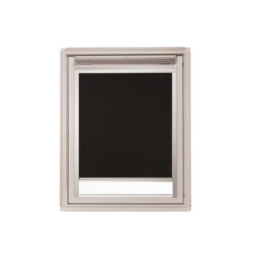 KARWEI dakraamrolgordijn Velux UK08 zwart (7005)