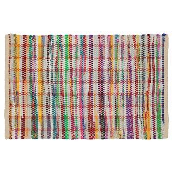 Sealskin Jaipur badmat multi 60 x 90 cm