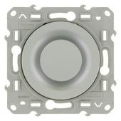 Schneider Electric Odace dimmer gloei-halogeenlamp 40-600w aluminium