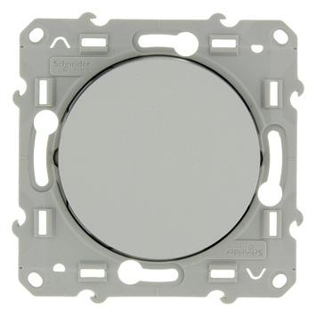 Schneider Electric Merten Odace kruisschakelaar aluminium