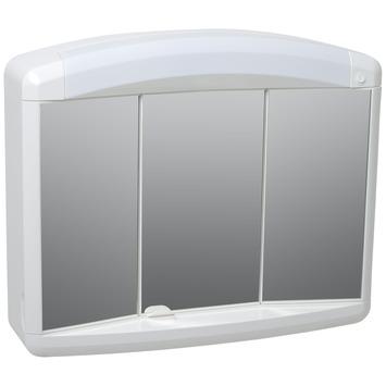 Toiletkast Max Met 3 Spiegeldeuren