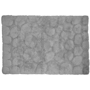 Sealskin Pebbles badmat grijs 60 x 90 cm