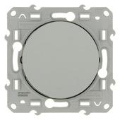 Schneider Electric Merten Odace wisselschakelaar aluminium