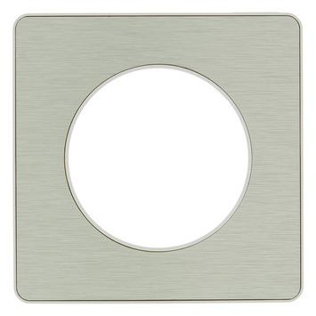Schneider Electric Merten Odace afdekraam aluminium/wit