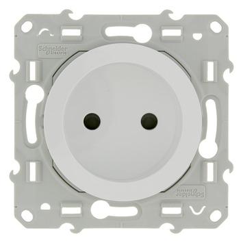 Schneider Electric Merten Odace stopcontact wit