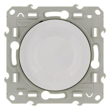 Schneider Electric Merten Odace dimmer wit voor halogeen-/gloeilamp