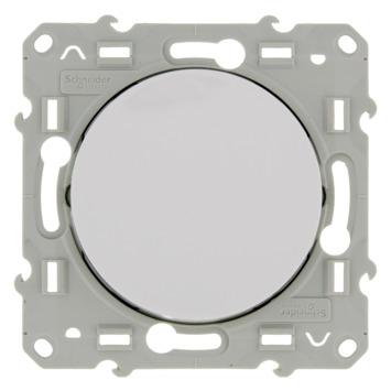 Schneider Electric Merten Odace kruisschakelaar wit