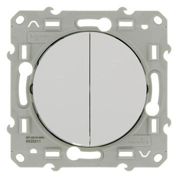 Schneider Electric Merten Odace serieschakelaar wit