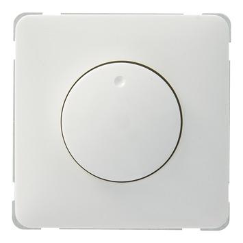 Peha Standard dimmerknop + centraalplaat wit