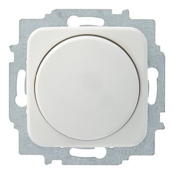 Busch-Jaeger Reflex SI Inbouw Dimmerplaat met Knop Wit