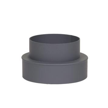 Verloopstuk staal Ø120 mm - Ø150 mm