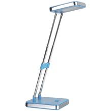Ranex bureaulamp Kaat blauw