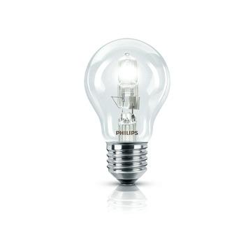 Philips EcoClassic halogeenlamp peer helder E27 28W 5 stuks