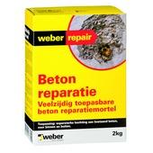 Weber SG beton reparatie 2 kg