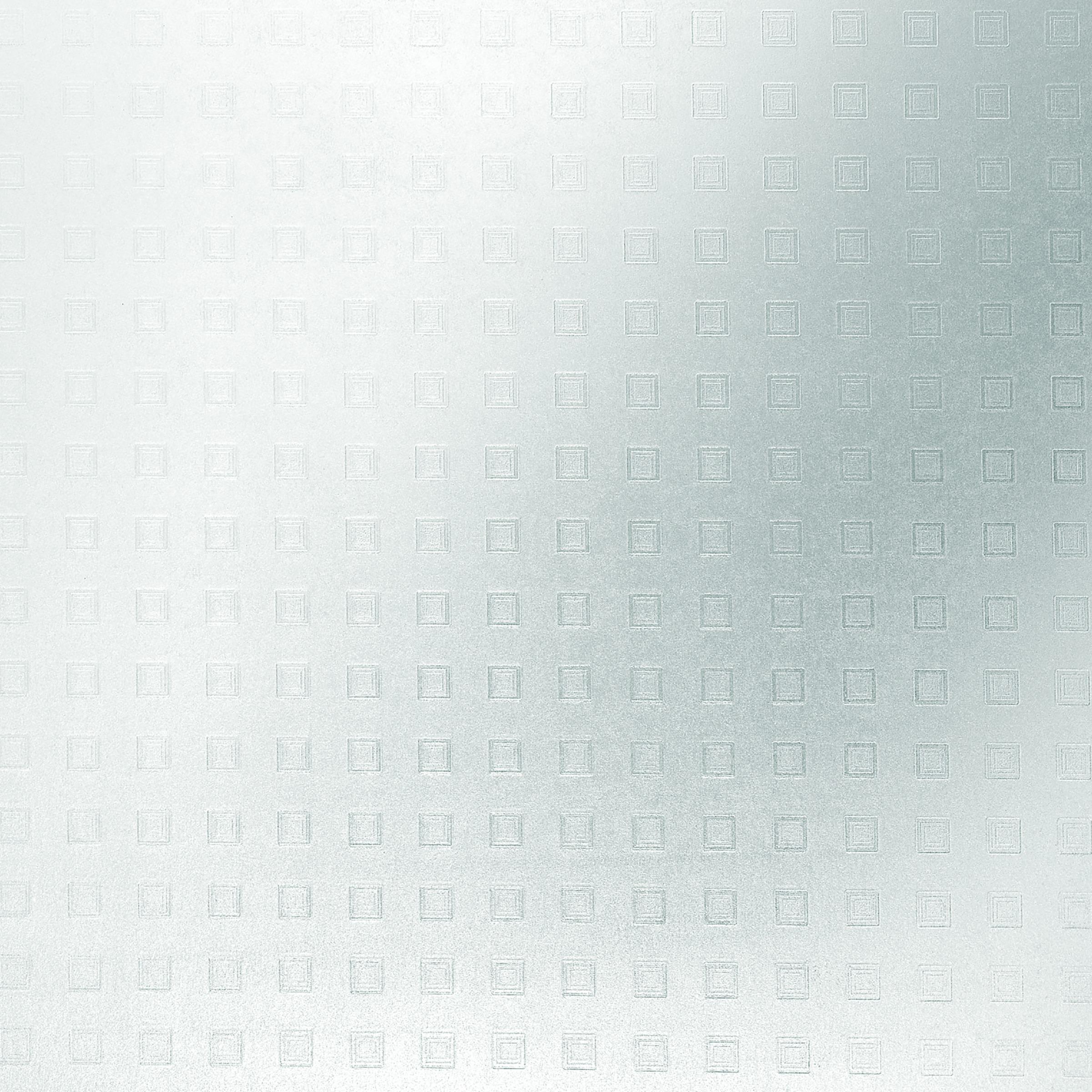 Glasfolie Hufnagel wit