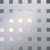 Premium statische raamfolie caree 150 x 45 cm (334-0007)
