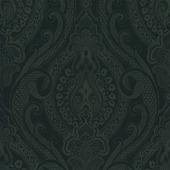 Vliesbehang barok zwart (dessin 4039-95)