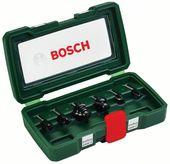 Bosch frezenset (6-delig)