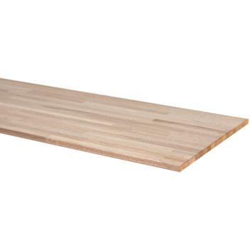 CanDo massief tafelblad hardhout 200x80 cm 26 mm